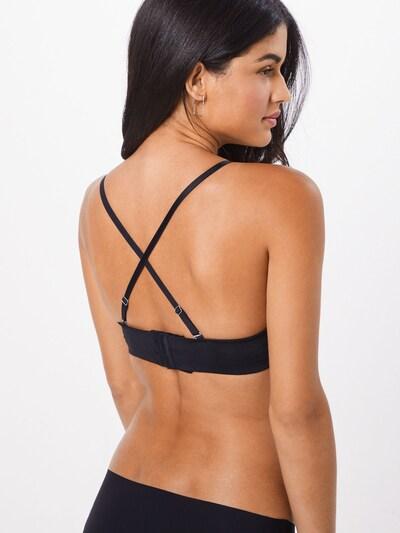 Sutien 'Lovers' Skiny pe negru: Privire spate