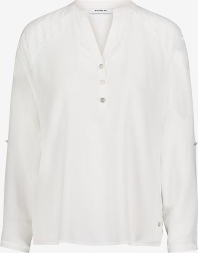 Public Bluse in weiß, Produktansicht