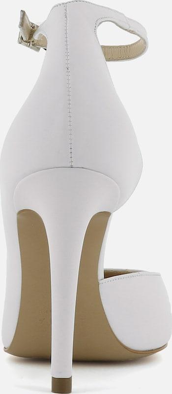 Haltbare | Mode billige Schuhe EVITA | Haltbare Pumps halboffen Schuhe Gut getragene Schuhe 4b4100