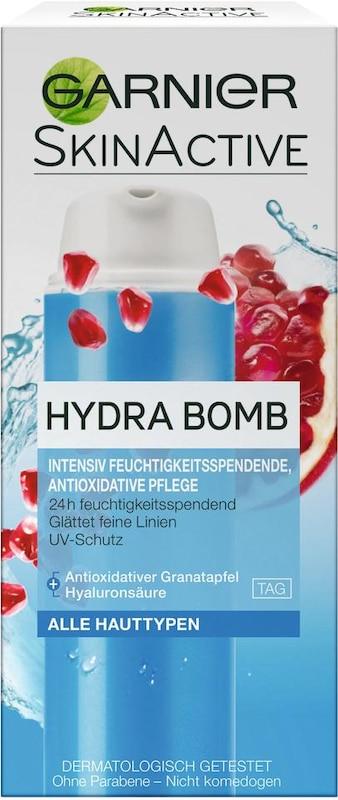 GARNIER 'Hydra Bomb Tagespflege', Gesichtspflege