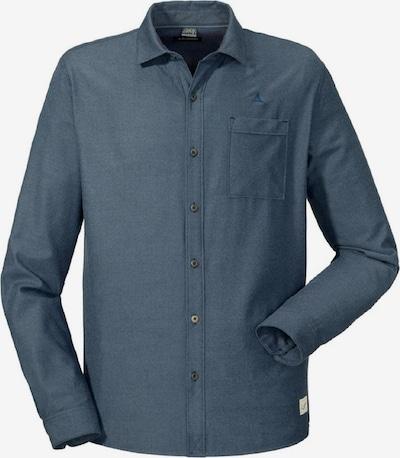 Schöffel Athletic Button Up Shirt 'Christchurch 1' in Night blue, Item view