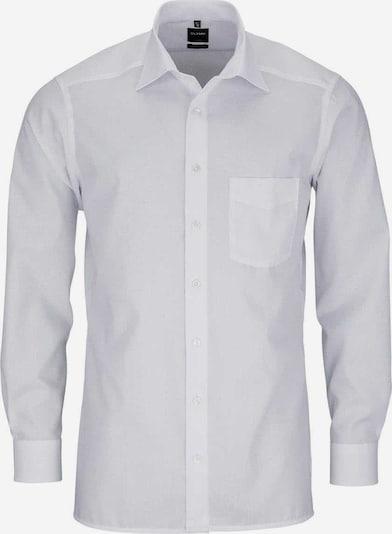 OLYMP Zakelijk overhemd 'Luxor' in de kleur Wit, Productweergave