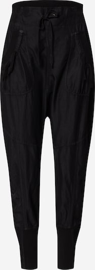 Cream Harem trousers 'Nanna' in black, Item view