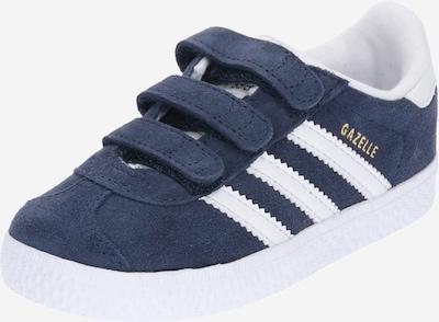 ADIDAS ORIGINALS Sneaker 'GAZELLE CFI' in navy / weiß, Produktansicht