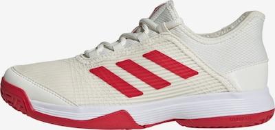 ADIDAS PERFORMANCE Sportschuhe in hellrot / weiß, Produktansicht