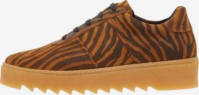 Bianco Sneakers in braun / hellbraun, Produktansicht