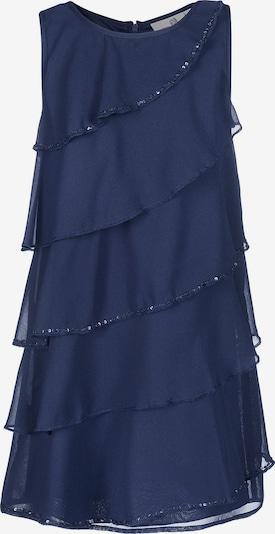 happy girls Kleid in dunkelblau, Produktansicht