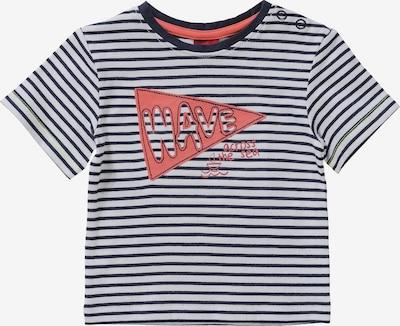 s.Oliver Junior Shirt in kobaltblau / rot / weiß, Produktansicht