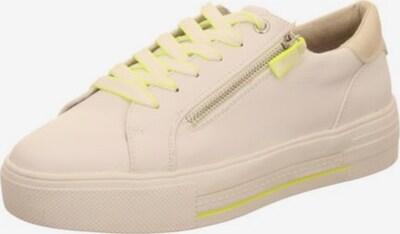 SUPREMO Sneakers in weiß, Produktansicht