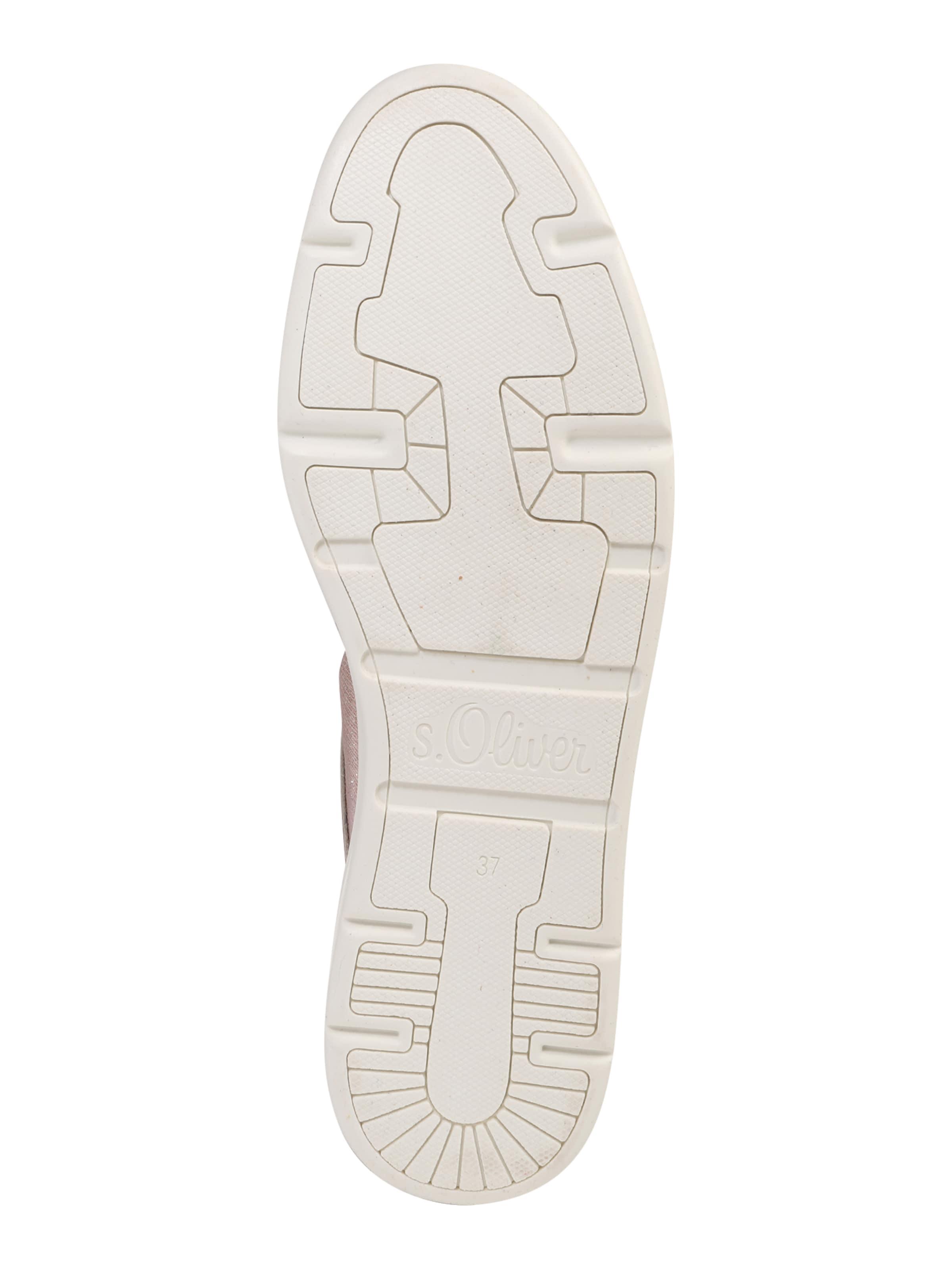 100% Original Günstiger Preis s.Oliver RED LABEL Sneaker mit Glitzerfäden Spielraum 2018 Unisex UVkVm