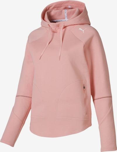 PUMA Sportief sweatshirt 'Evostripe Move' in de kleur Lichtroze, Productweergave