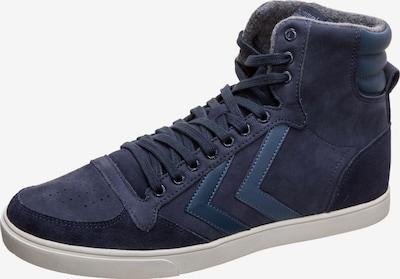 Hummel Sneaker 'Slimmer Stadil Duo Oiled' in kobaltblau, Produktansicht