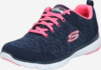 SKECHERS Sneakers in marine / pink, Produktansicht