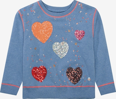 JETTE BY STACCATO Sweatshirt in royalblau / mischfarben, Produktansicht