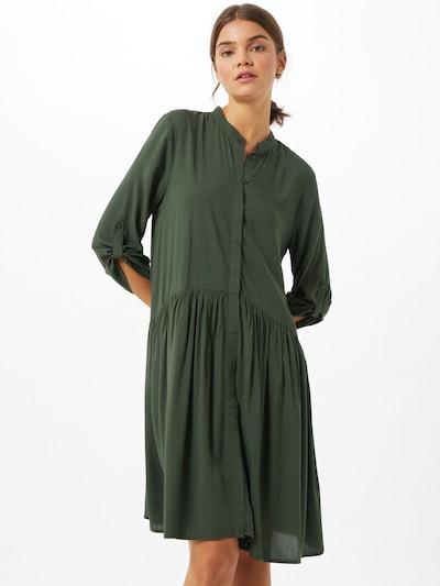 mbym Kleid 'Albana' in grün, Modelansicht