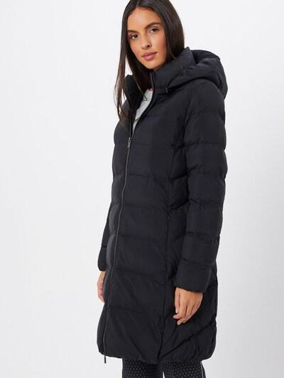 OPUS Steppmantel 'Hinja' in schwarz, Modelansicht