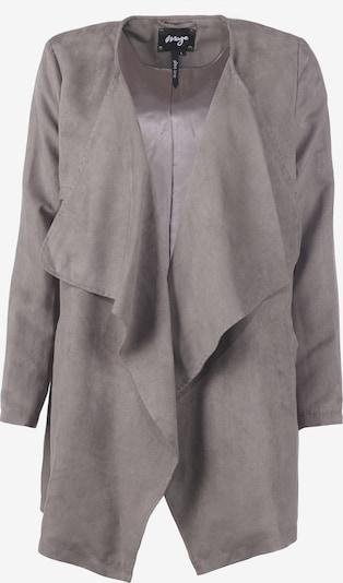 Maze Textilmantel 'Pula' in dunkelgrau, Produktansicht
