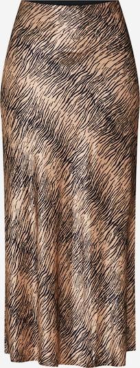 CATWALK JUNKIE Jupe 'sand dunes' en marron / noir, Vue avec produit