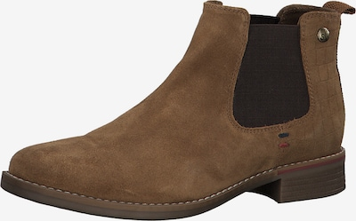 s.Oliver Chelsea Boots in cognac, Produktansicht