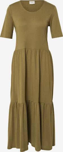 JDY Kleid 'DALILA FROSTY' in oliv, Produktansicht