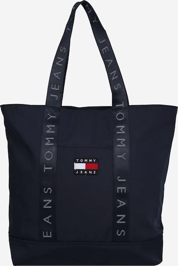 Tommy Jeans Nákupní taška 'HERITAGE' - marine modrá / světle červená / bílá, Produkt