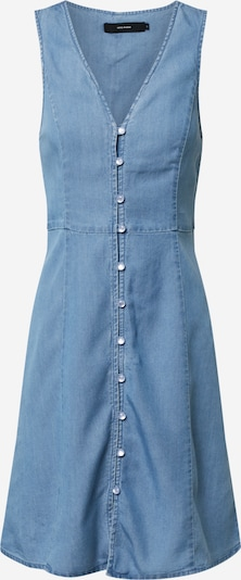 VERO MODA Kleid 'LENA' in blue denim, Produktansicht