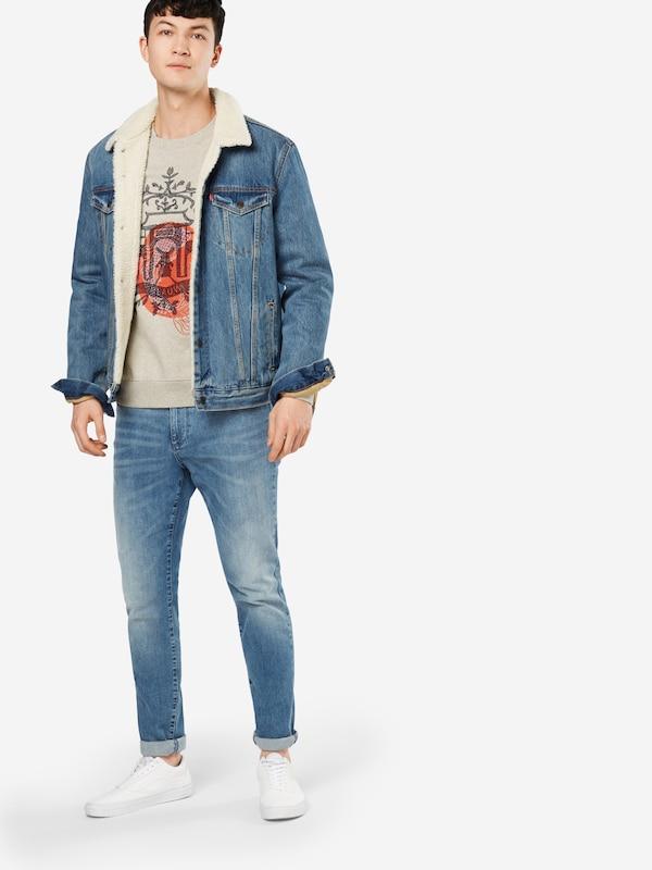SCOTCH & SODA Bedruckter Pullover