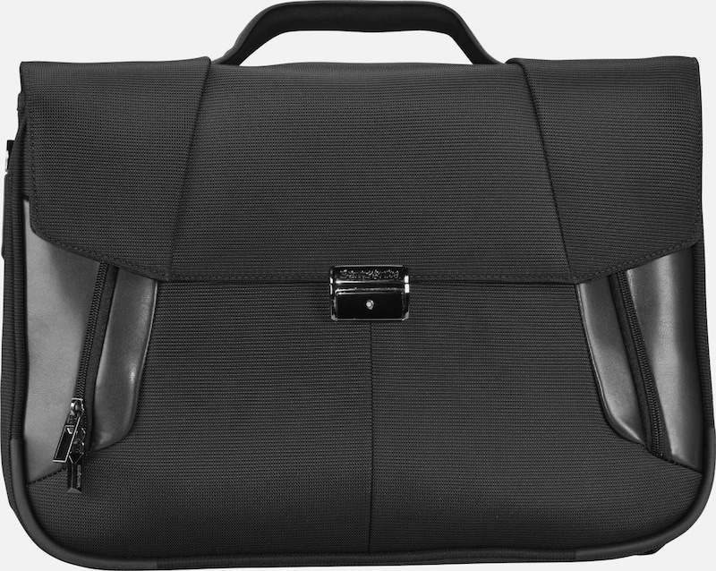 Samsonite Xbr Briefcase I 45 Cm Compartment