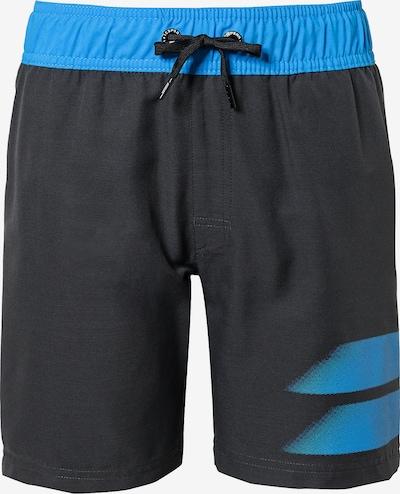 ICEPEAK Badeshorts 'Mike' in blau / anthrazit, Produktansicht