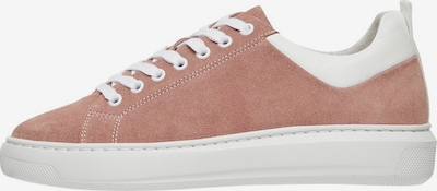 Bianco Sneaker in rosa / weiß, Produktansicht