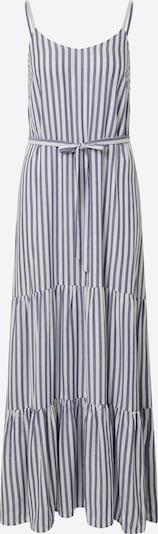 SISTERS POINT Robe d'été 'ILVO-ST.DR' en bleu / blanc, Vue avec produit