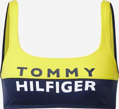 Tommy Hilfiger Underwear Bustier in gelb / schwarz, Produktansicht