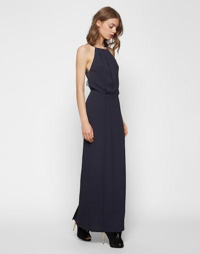 Samsoe Samsoe Abendkleid mit Spitze 'Willow 5687' in dunkelblau, Modelansicht