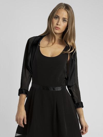 Bolero iš APART , spalva - juoda, Modelio vaizdas