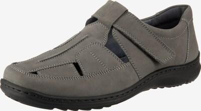 WALDLÄUFER Herwig Komfort-Sandalen in grau, Produktansicht