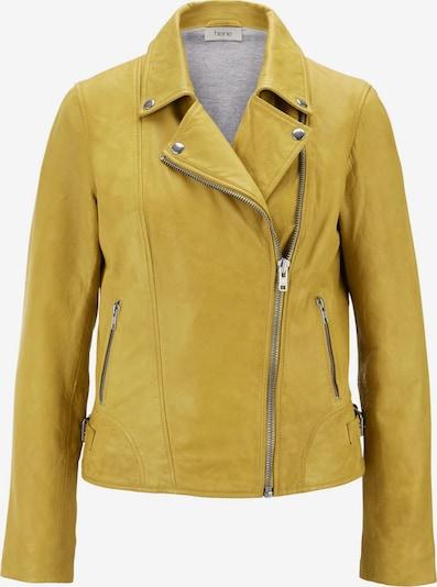 heine Jacke in gelb, Produktansicht