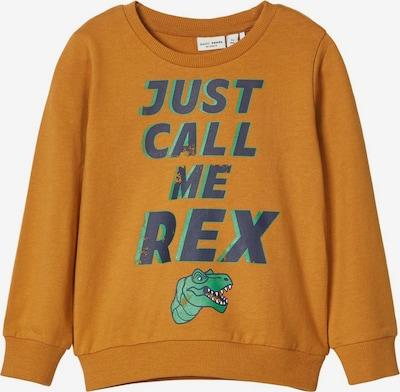 NAME IT Sweatshirt in honig, Produktansicht