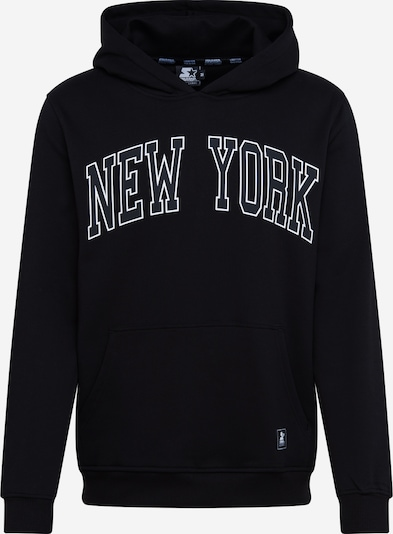 Starter Black Label Hoodie 'Starter New York' in schwarz, Produktansicht