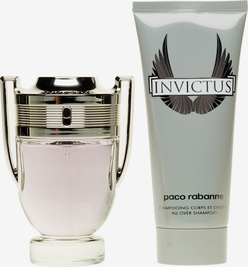 paco rabanne 'Invictus' Duftset (2-tlg.) in mint / transparent, Produktansicht