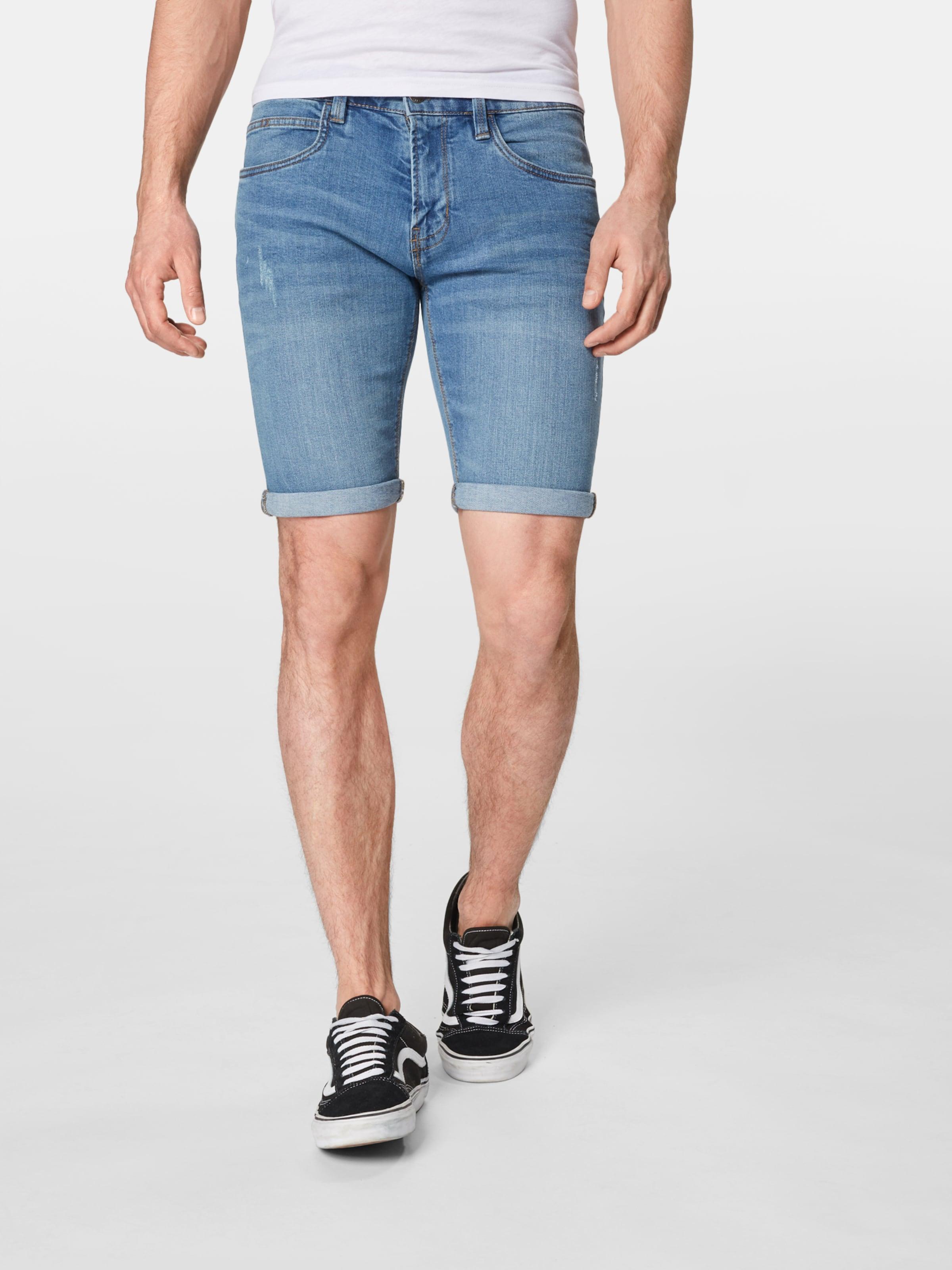 Blue 'kaden' Indicode In Denim Jeans 4AjLR35
