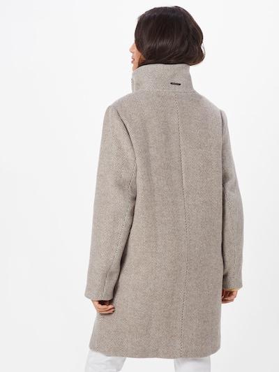 Rudeninis-žieminis paltas 'Liddy' iš NÜMPH , spalva - smėlio: Vaizdas iš galinės pusės