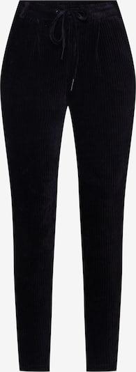 ONLY Bandplooibroek 'POPTRASH-PING PONG' in de kleur Zwart, Productweergave
