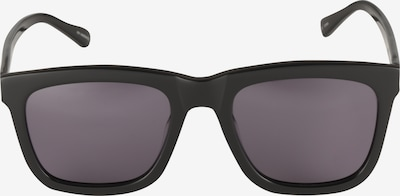karen walker Sonnenbrillen 'DEEP FREEZE' in schwarz, Produktansicht