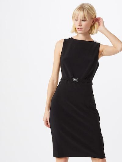 Lauren Ralph Lauren Kokerjurk 'STIELER-SLEEVELESSDAY' in de kleur Zwart, Modelweergave