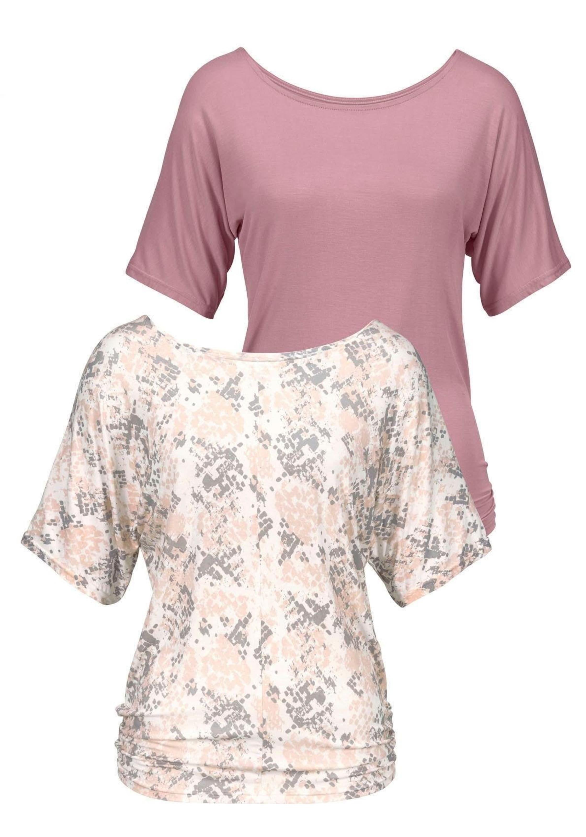 Lascana Rosé Shirts Shirts Lascana In pzVUMS