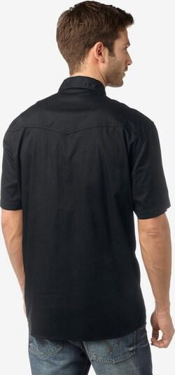ARIZONA Jeanshemd in schwarz, Produktansicht