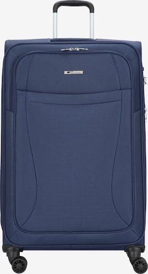 cocoono Trolley in blau, Produktansicht