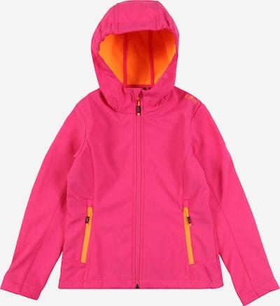 CMP Jacke in orange / dunkelpink, Produktansicht