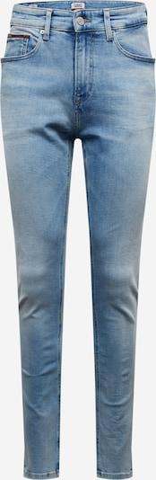 Tommy Jeans Džíny 'AUSTIN SLIM TAPERED CRTLT' - modrá džínovina: Pohled zepředu