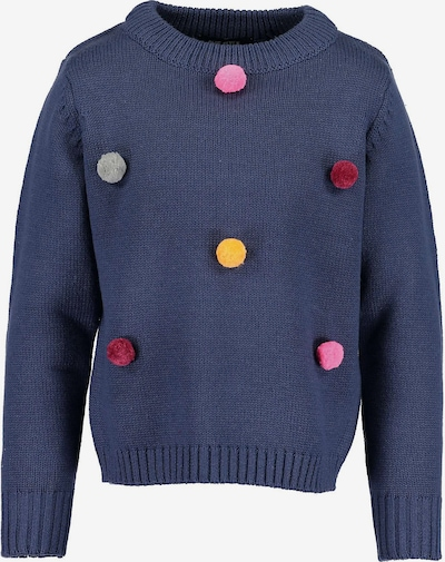 BLUE SEVEN Pullover in navy, Produktansicht